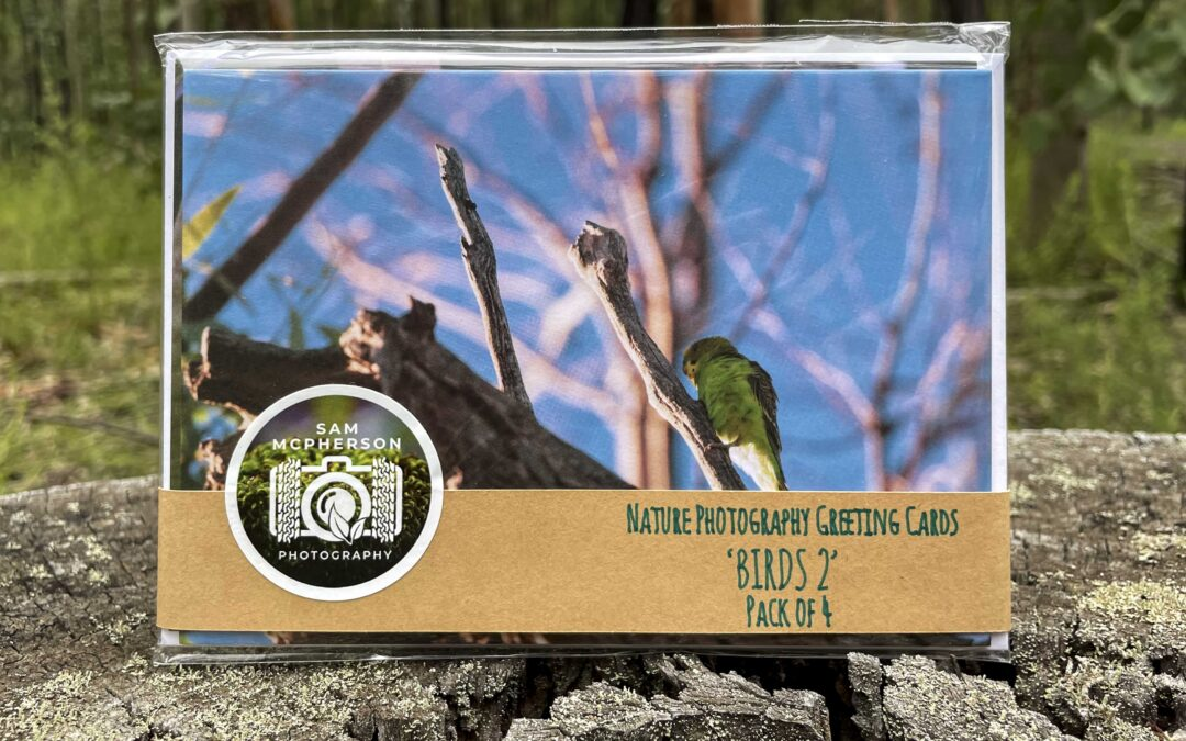 Bird Card Pack Series Two