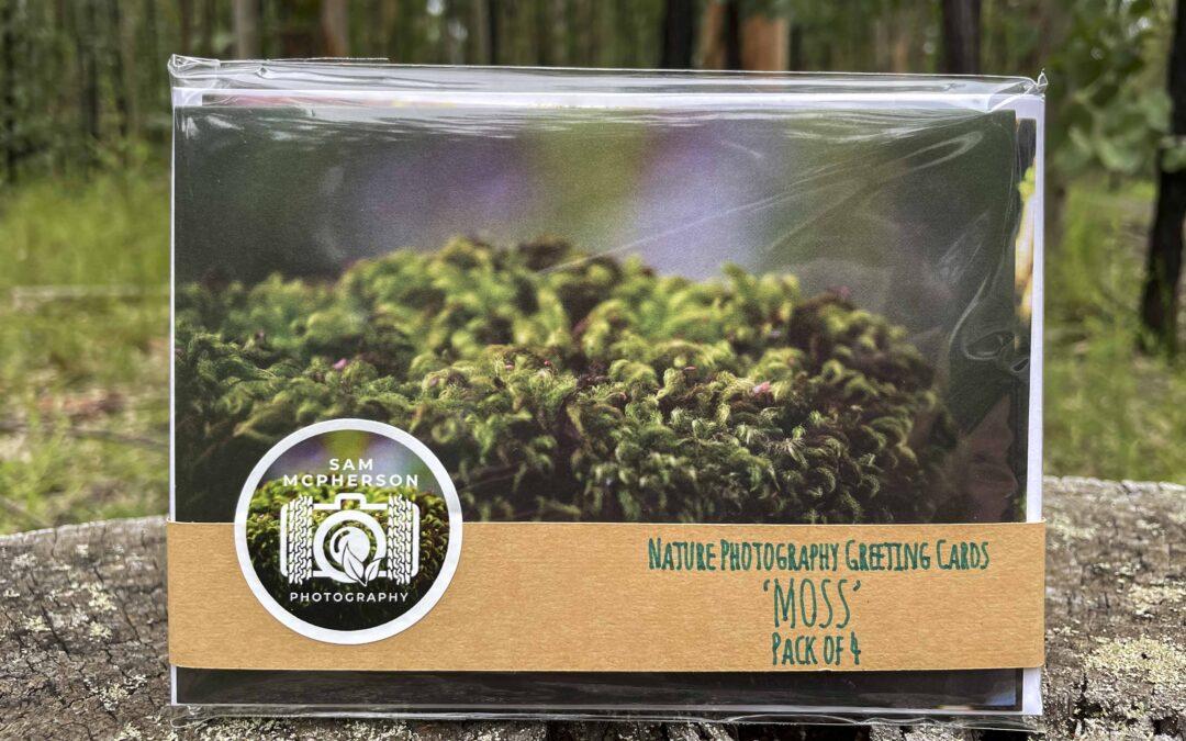 Moss Card Pack