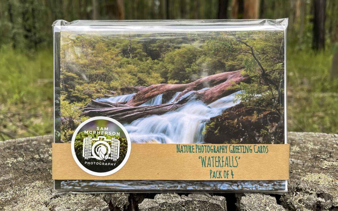 Waterfall Card Pack